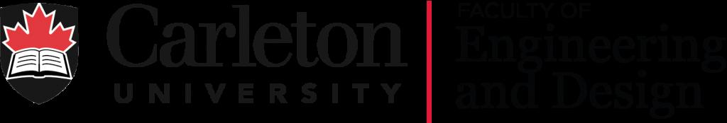 Logo for the Carleton University Faculty of Engineering & Design